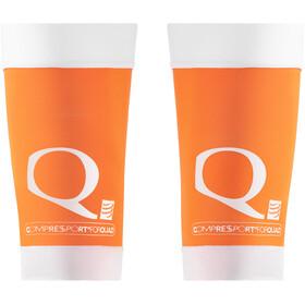 Compressport Quad Rękawki, orange